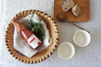 """""""王様""""とのコラボレーション「まるでスープのようなトマトジュース」が神戸市ふるさと納税の返礼品に。"""