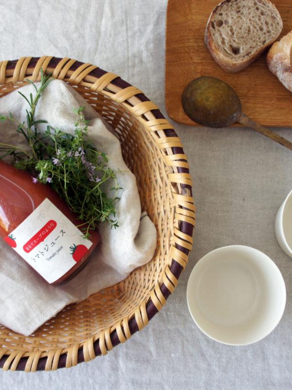 -神戸のトマト農家さんとのコラボレーション-